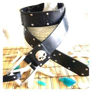 🇺🇸☠️Harley-Davidson Skull-Tastic Belt☠️🇺🇸